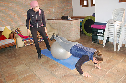 5.3ac pilates ball