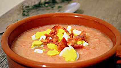 3 3bf andalusian cuisine gazpacho dos olivos